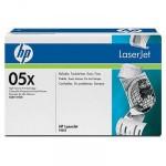 Картридж HP LaserJet P2055/P2055d/P2055dn High Capacity 6500K (o) CE505X