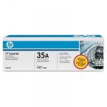Картридж HP LJ P1005/ P1006 1500стр. (o) CB435A
