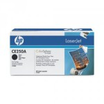 Картридж HP Color LaserJet CE250A Black Print Cartridge with ColorSphere Toner (o)