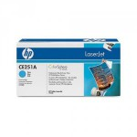 Картридж HP Color LaserJet CE251A Cyan Print Cartridge with ColorSphere Toner (o)