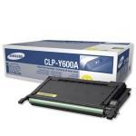 Картридж Samsung CLP-600/ CLP-650 Yellow 4000 стр. (o) CLP-Y600A