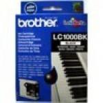 Картридж Brother DCP130C/330С, MFC-240C/5460CN LC1000BK 500 стр.черный (o)