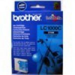 Картридж Brother DCP130C/330С, MFC-240C/5460CN LC1000C 500 стр. синий (o)