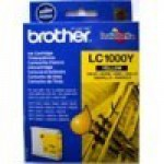 Картридж Brother DCP130C/330С, MFC-240C/5460CN LC1000Y 500 стр. желтый (o)
