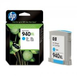 Картридж HP Officejet 940XL Cyan (o) C4907A
